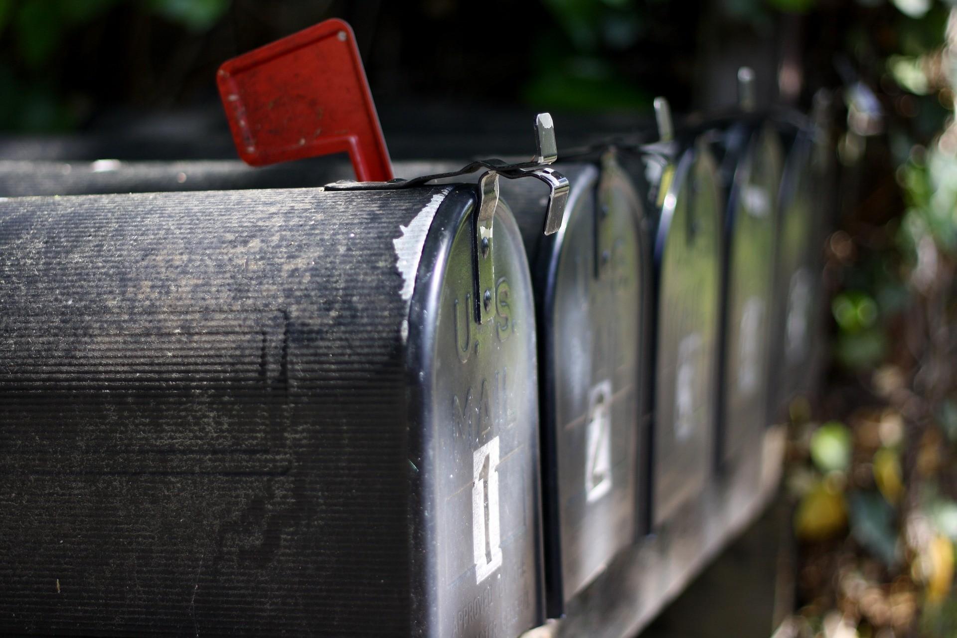 Briefkasten E-Mail-Signatur Marketing
