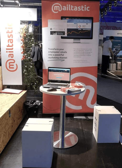 Stand Mailtastic DMEXCO