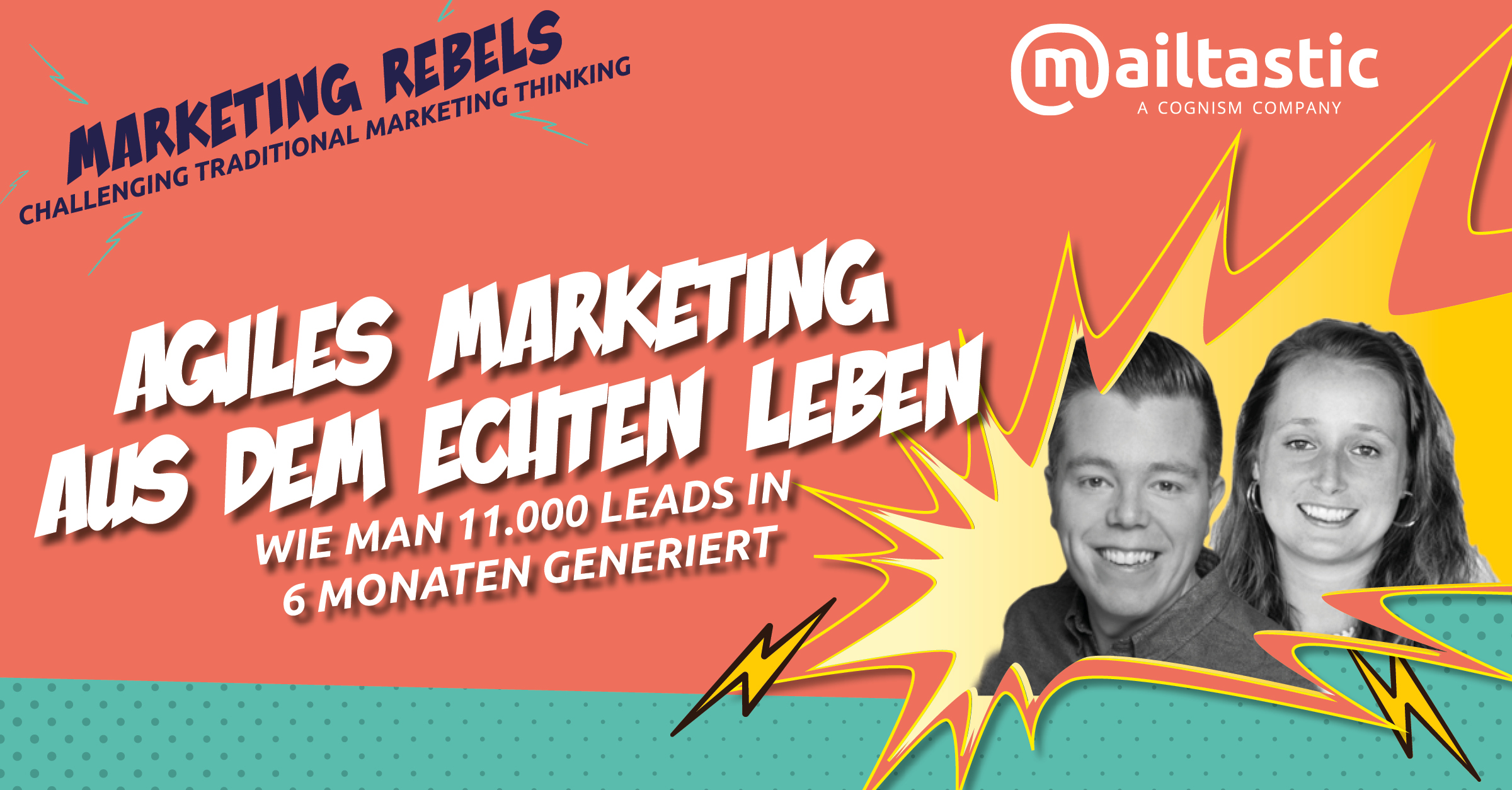 Actual, real life,  agile marketing_GERMAN